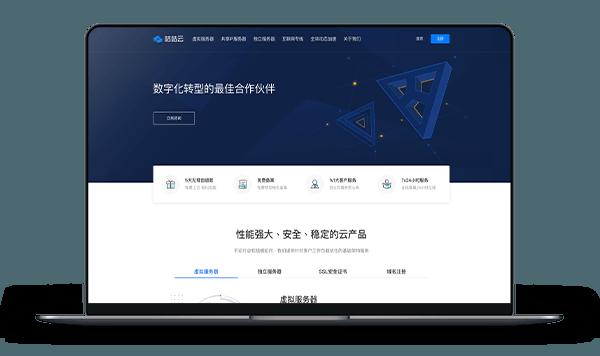 咕咕云 – 香港CN2+BGP VPS带宽20M 独服首月199元插图