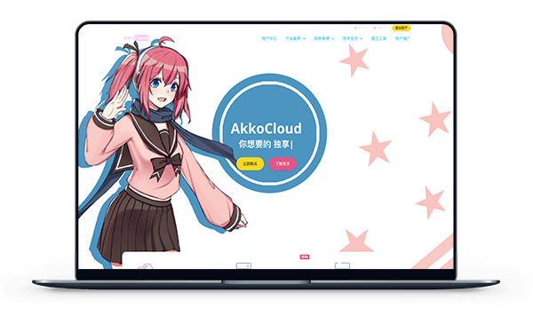 AkkoCloud – 圣何塞CN2 德国CN2 VPS/ 月付50元插图