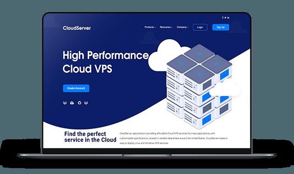 CloudServer – 三节点任选 带宽1G 流量5T 月付4美元插图